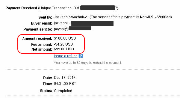 jackson payment