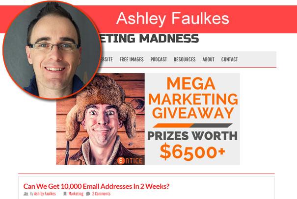 Ashley Faulkes