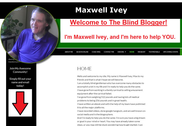 Maxwell Ivey