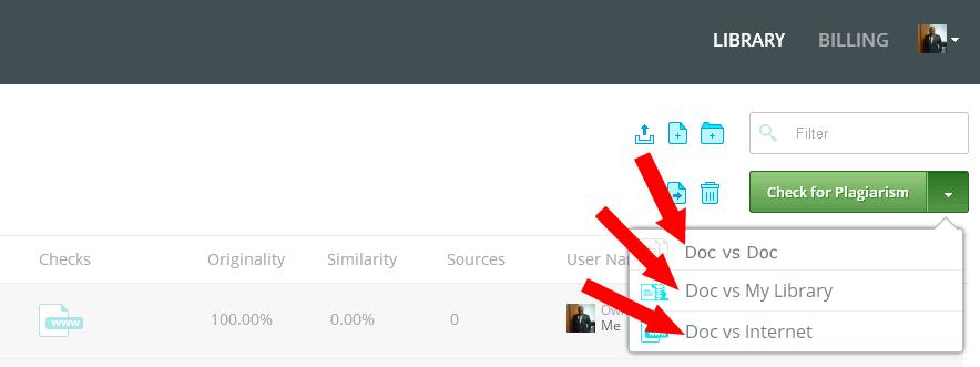 plagiarism check tool