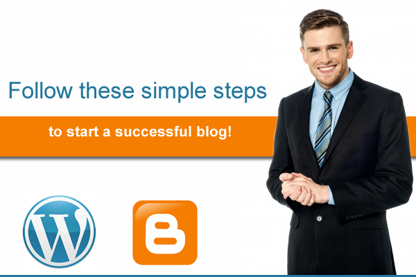 How to start a successful blog