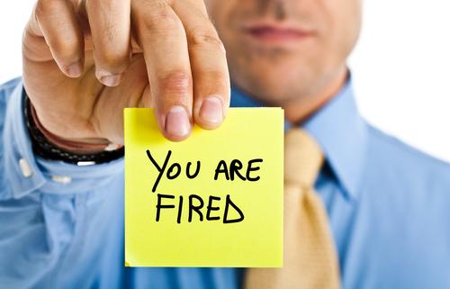 fire my boss