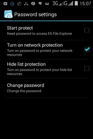 es password network