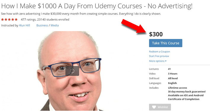 Udemy Coupon Code ~ Up to 95% OFF or $10 per course!