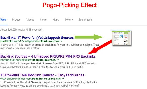 pogo picking