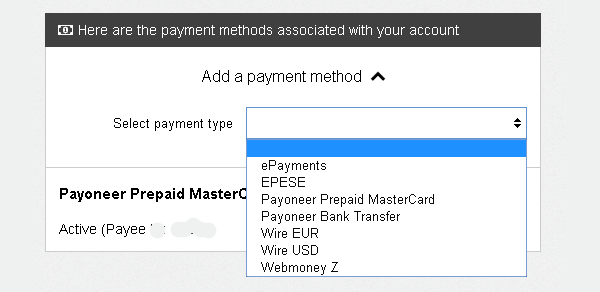 propeller payout