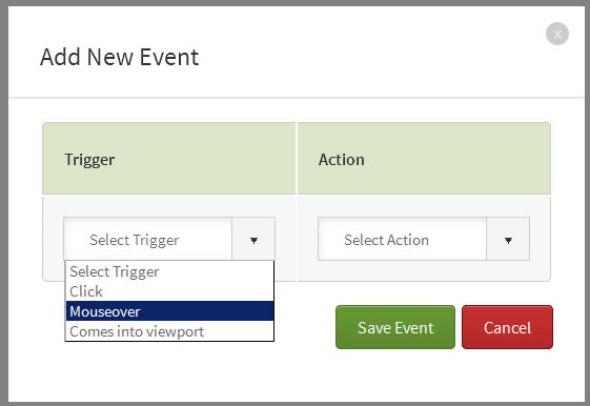 event manager trigger