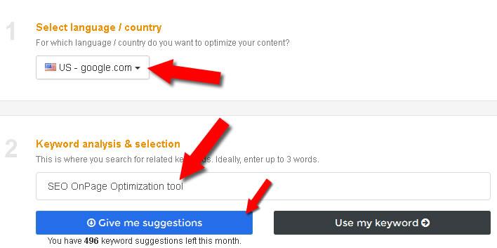 onpage seo optimization plugin