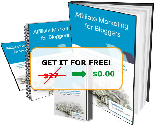 affiliate marketing for bloggers free