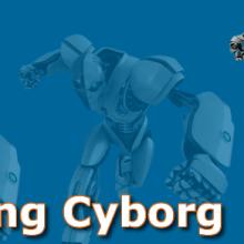 blogging cyborg