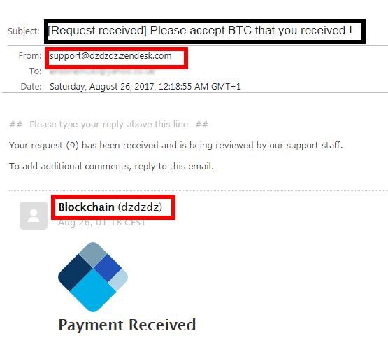 blockchain fishing