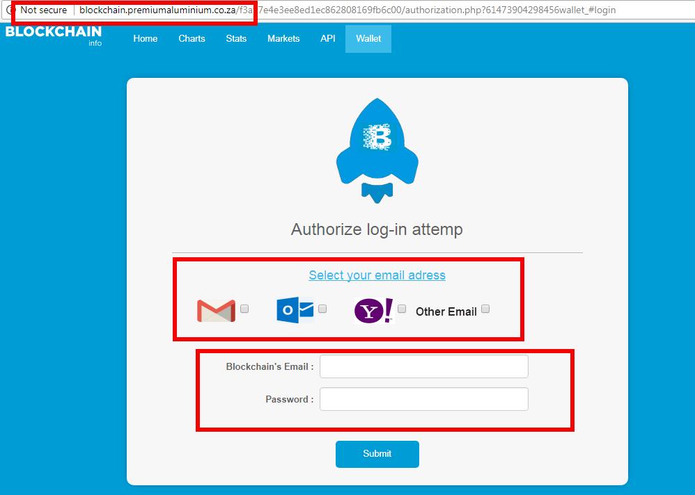 blockchain-phishing