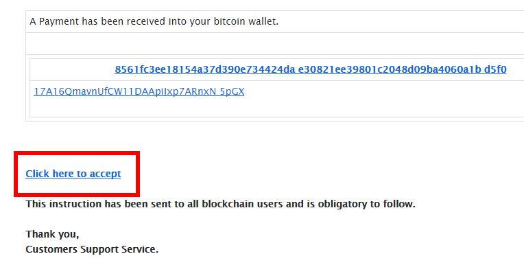 blockchain phishing