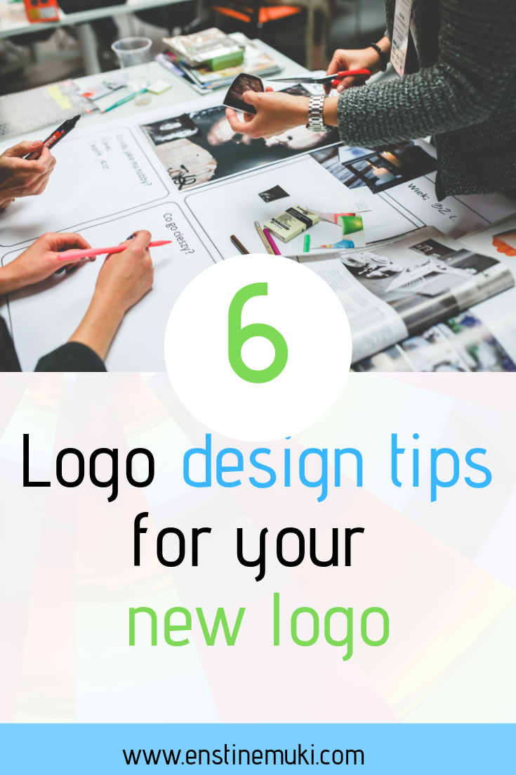 Do you want to create your own logo? No matter your logo maker, these are 6 ideas to create a unique logo for your business #logideas #logodesigntips #logotips #logomake