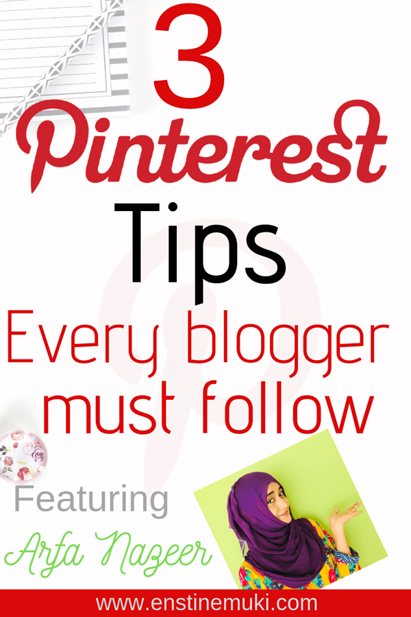 These are most important pinterest tips every blogger should follow to see traffic and income growth