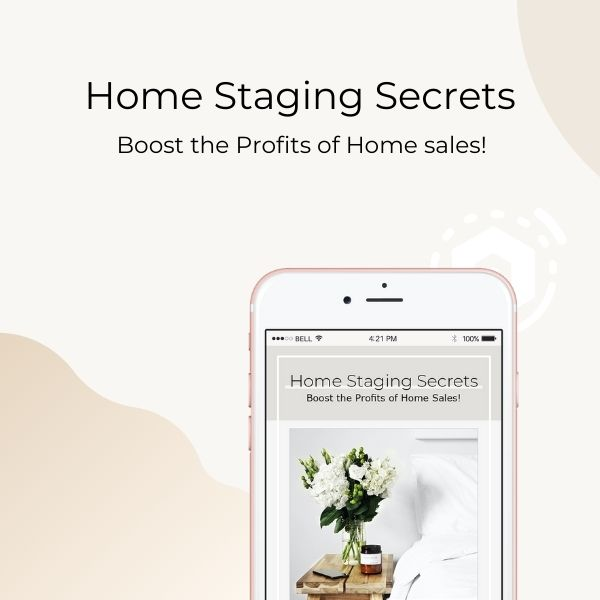 Home staging Secrets: Boost The Profits On Home Sales