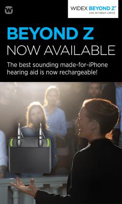 Beyond Z hearing aids