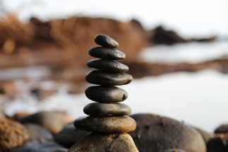 Well Stacked Rocks