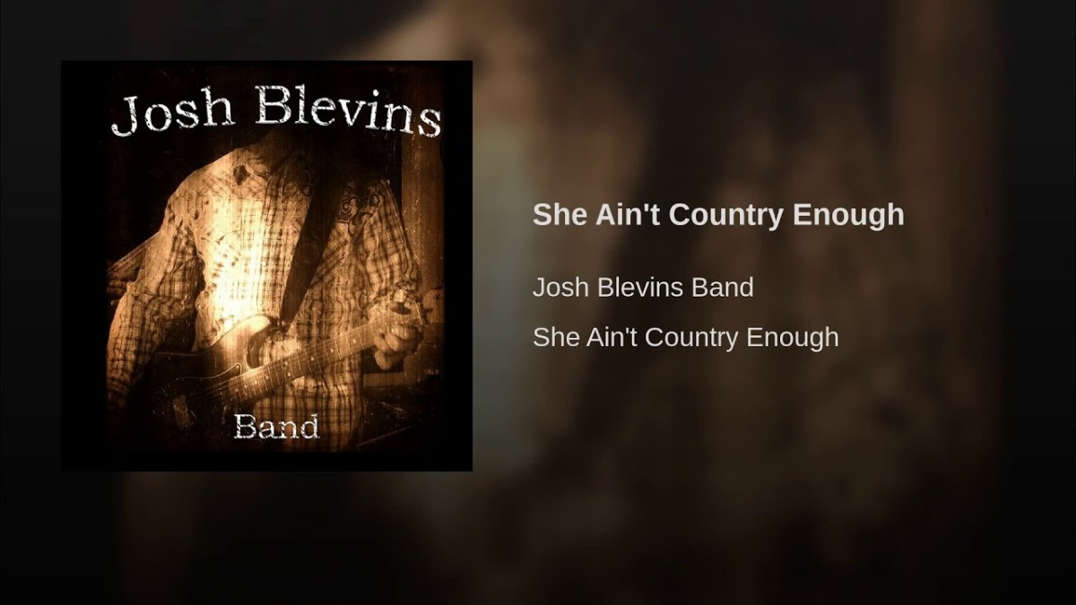 "Josh Blevins Band ""She Ain't Country Enough"" Audio"