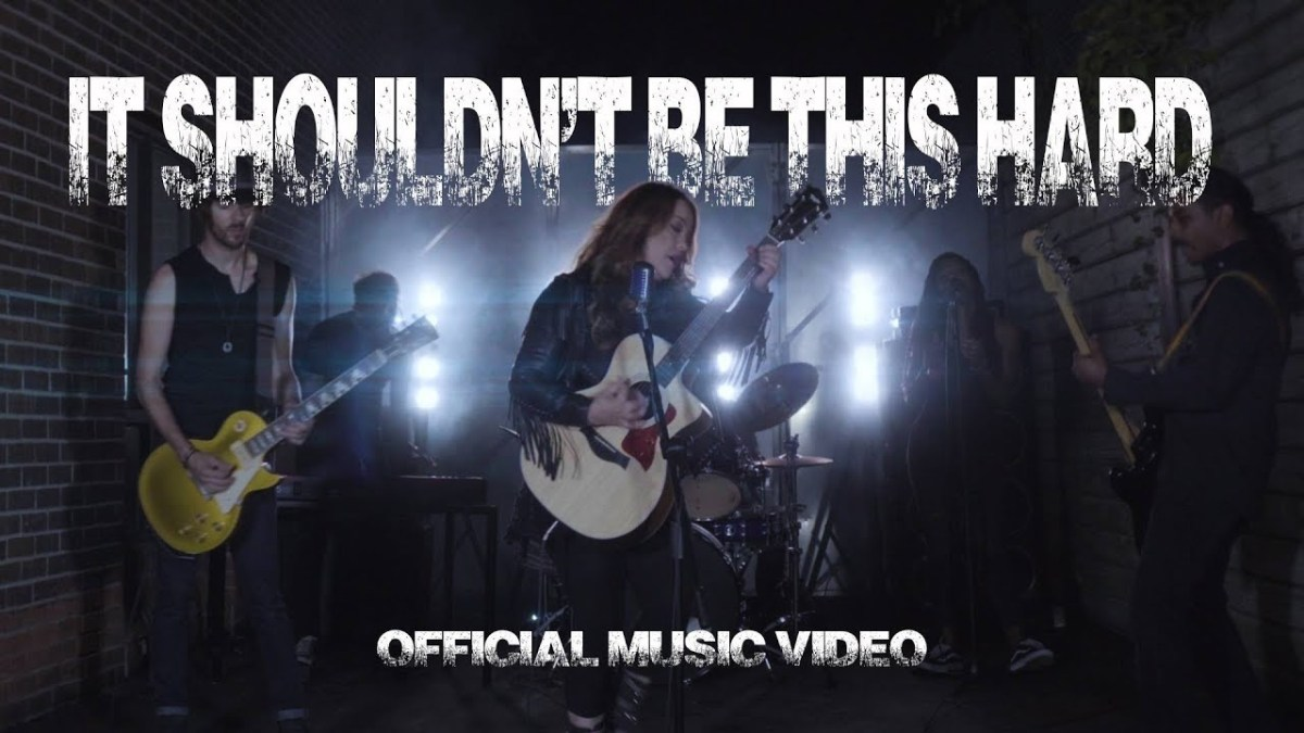 Across The Board – It Shouldn't Be This Hard ( Official Music Video )