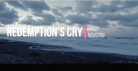 Brady Novotny – Redemption's Cry [Official Lyric Video]