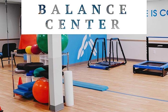 Abilene Physical Therapy Balance Center