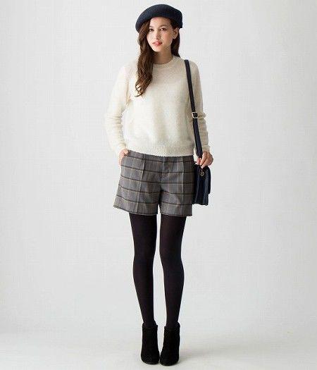 黒タイツはいつから履く?気温・時期・季節の目安や服装のおすすめも