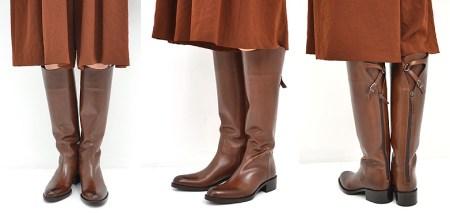 ロングブーツはいつから履く?時期・気温・季節やいつまで履ける?