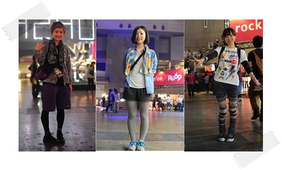 春のライブ・フェスの服装・コーデ!女性・男性のポイントを紹介!