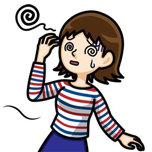 風邪でめまいがする原因と治し方!吐き気・頭痛がある時の対処法も