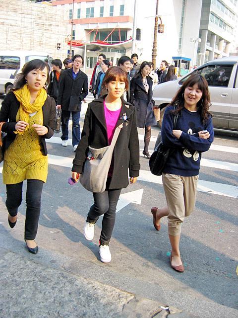 韓国の3月の服装!気温・天気を基準に旅行のコーデの目安を紹介!