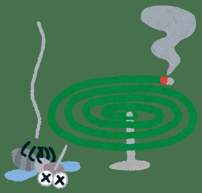 蚊取り線香は害はある?人体や妊婦や赤ちゃんへの影響はない?