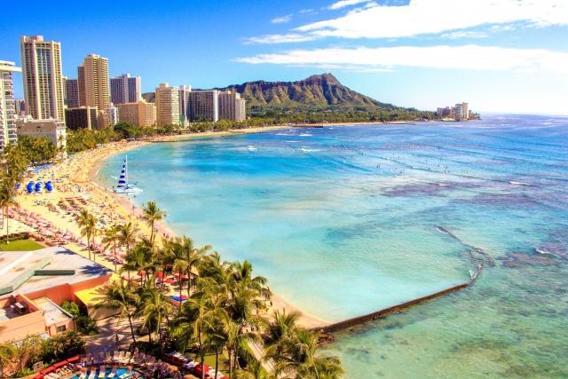 12月のハワイの気温・天気や服装、おすすめの場所・イベントは?