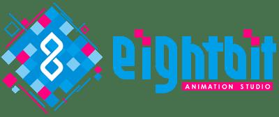 エイトビット社のロゴ