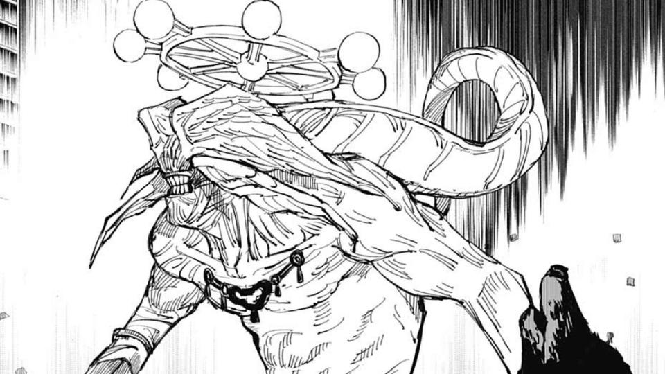 最強の式神「八握剣異戒神将魔虚羅」