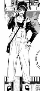 庵歌姫の私服