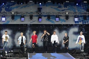 a-nation stadium fes. powered by dTV