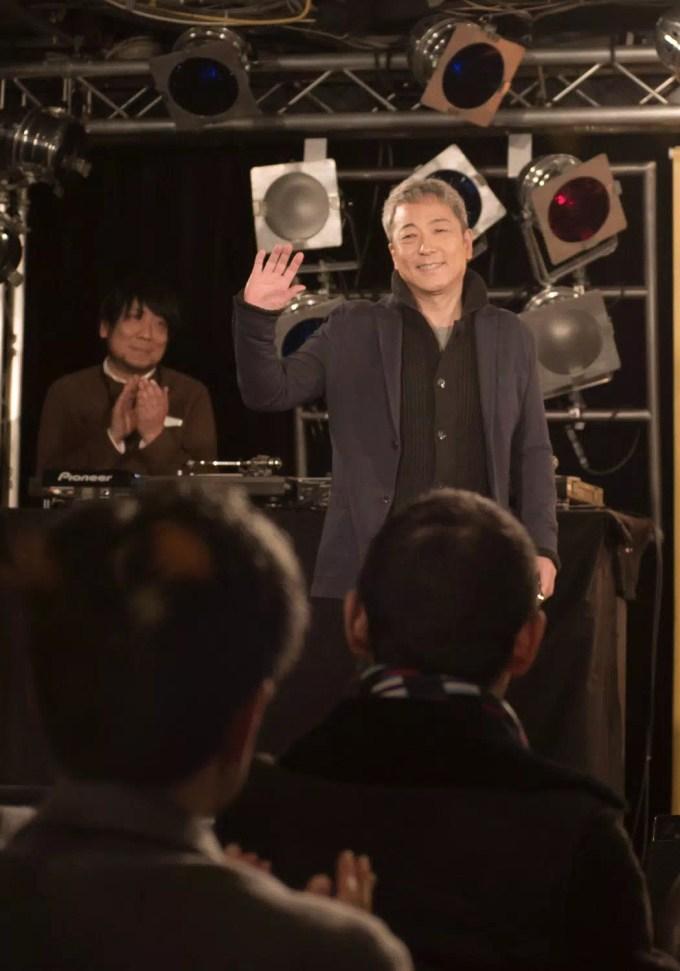 佐野元春2017年を語るトークイベントより © Sony Music Direct (Japan) Inc.