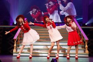 AKB48グループリクエストアワー セットリストベスト100 2017 1日目夜公演より ©AKS