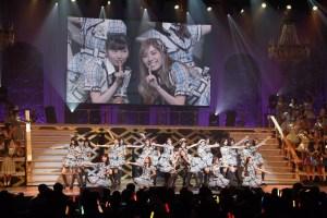 「AKB48グループリクエストアワー セットリストベスト100 2017」夜公演より ©AKS