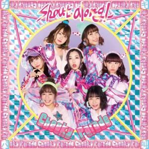 Cheeky Parade シングル「Shout along!」[CDシングル] ジャケ写