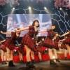 AKB48 満開の桜の下でアルバム「サムネイル」特別LIVEイベント!