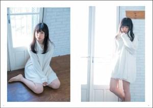 『桜井日奈子 CM MAKING PHOTO BOOK』より