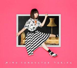 『リトルウィッチアカデミア』第2クールオープニングテーマ YURiKA「MIND CONDUCTOR」【アーティスト盤】ジャケ写