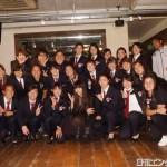 9nine 吉井香奈恵 ジム仲間のラグビークラブ「東京フェニックス」の青木蘭選手に再会し感激!