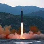 北朝鮮がグアム沖へ向けてミサイル4発発射を計画中!!島根・広島・高知の上空を通過すると予告!?