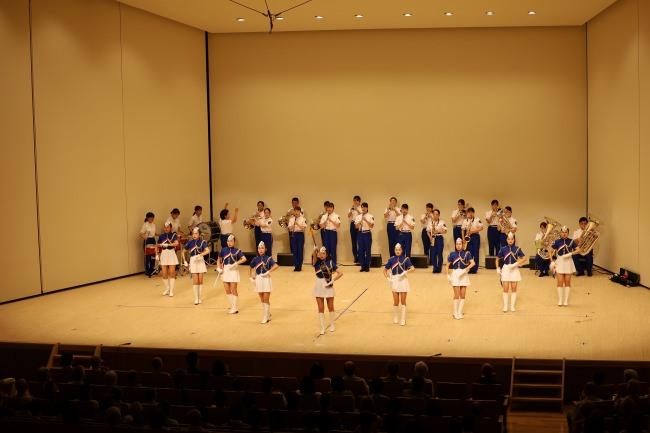 横浜市消防音楽隊定期公演『ミュージカルの名曲たち』~華やかな世界へ~