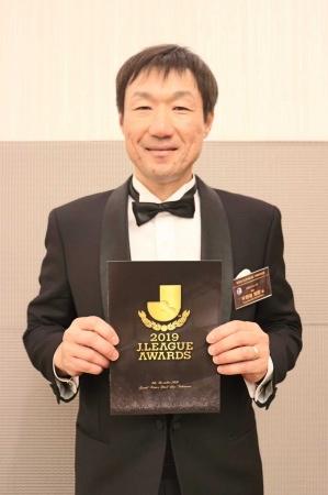 大分トリニータ「片野坂知宏監督」が2019Jリーグアウォーズ優秀監督賞を受賞