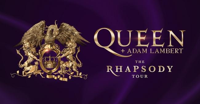 クイーン+アダム・ランバート2020年1月来日公演にて公式チケットトレードの実施決定!!