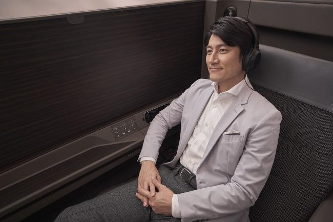ソニーの業界最高クラス(※1)ノイズキャンセリングヘッドホン『WH-1000XM3』が「5スター」(※2)エアラインのANA国際線ファーストクラス全線で採用